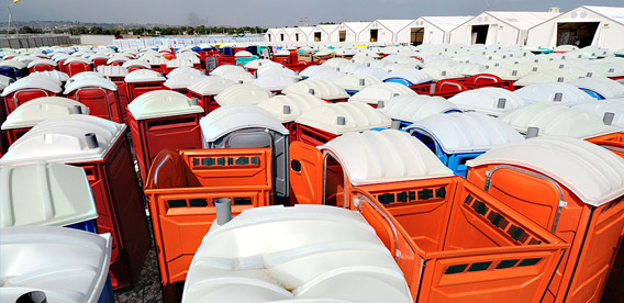 Champion Portable Toilets in Glendale, AZ